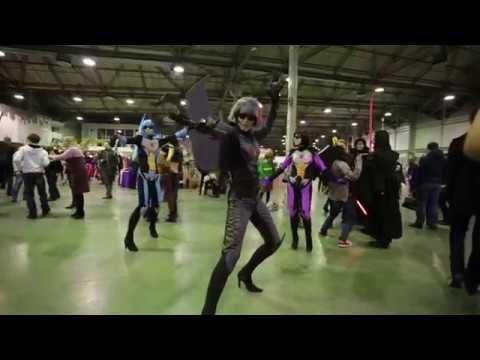 Game Film Expo 19-20.11.2016 Transformers Prime cosplay