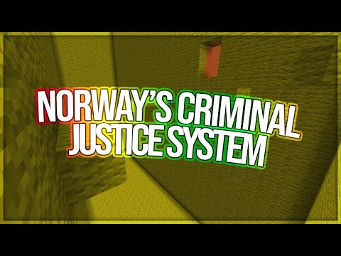 norway's criminal justice system