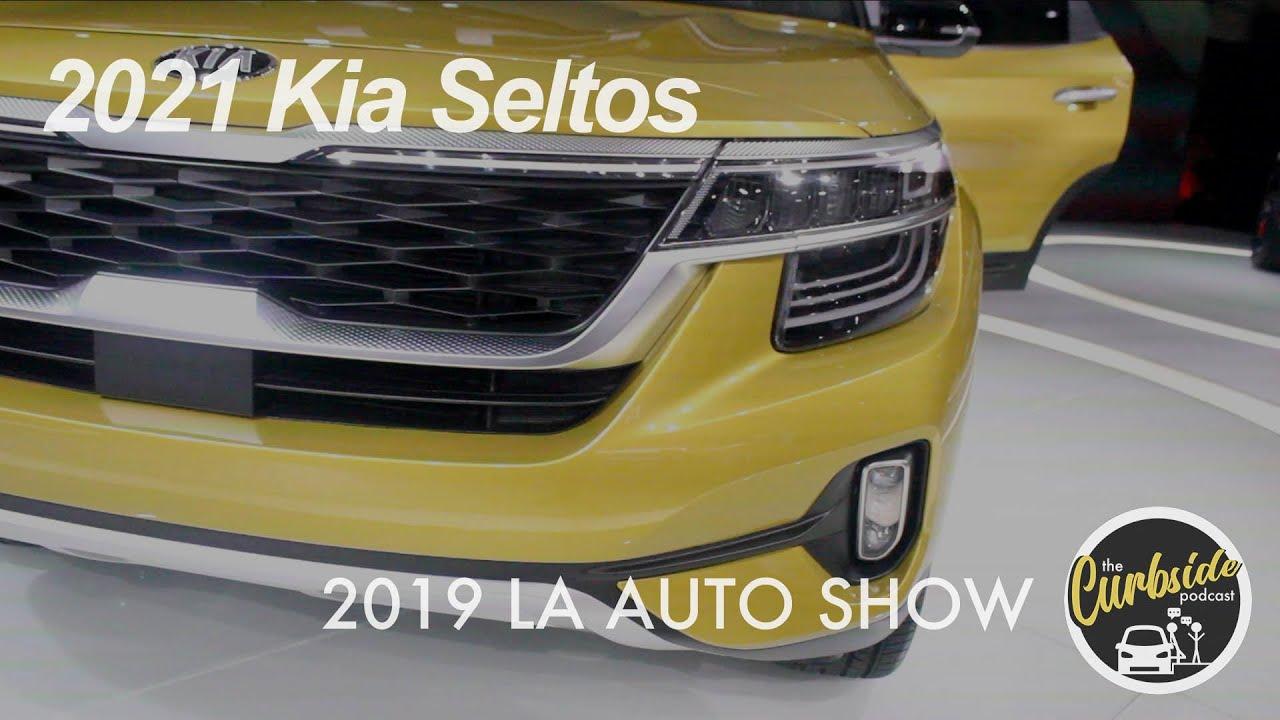 2020 Kia Seltos - More Weird Names?