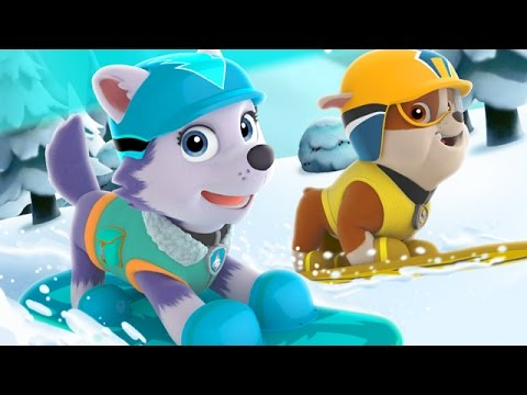 Paw Patrol Full Episodes - Paw Patrol Cartoon Game - Nick JR English Games