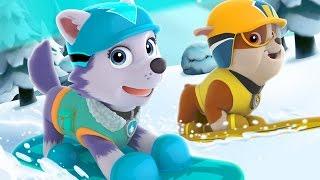 Pfote Patrouille Volle Episoden - Paw Patrol Cartoon Spiel Nick JR-Englisch Spiele