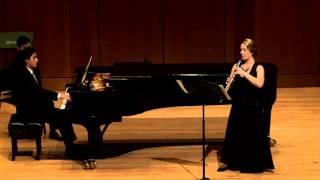 Dutilleux oboe sonata: III. Final