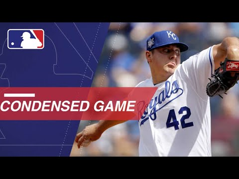 Condensed Game: LAA@KC - 6/25/18
