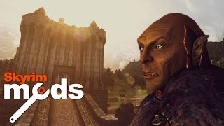 Morrowind and Oblivion Mod Special! - Top 5 Skyrim Mods of the Week