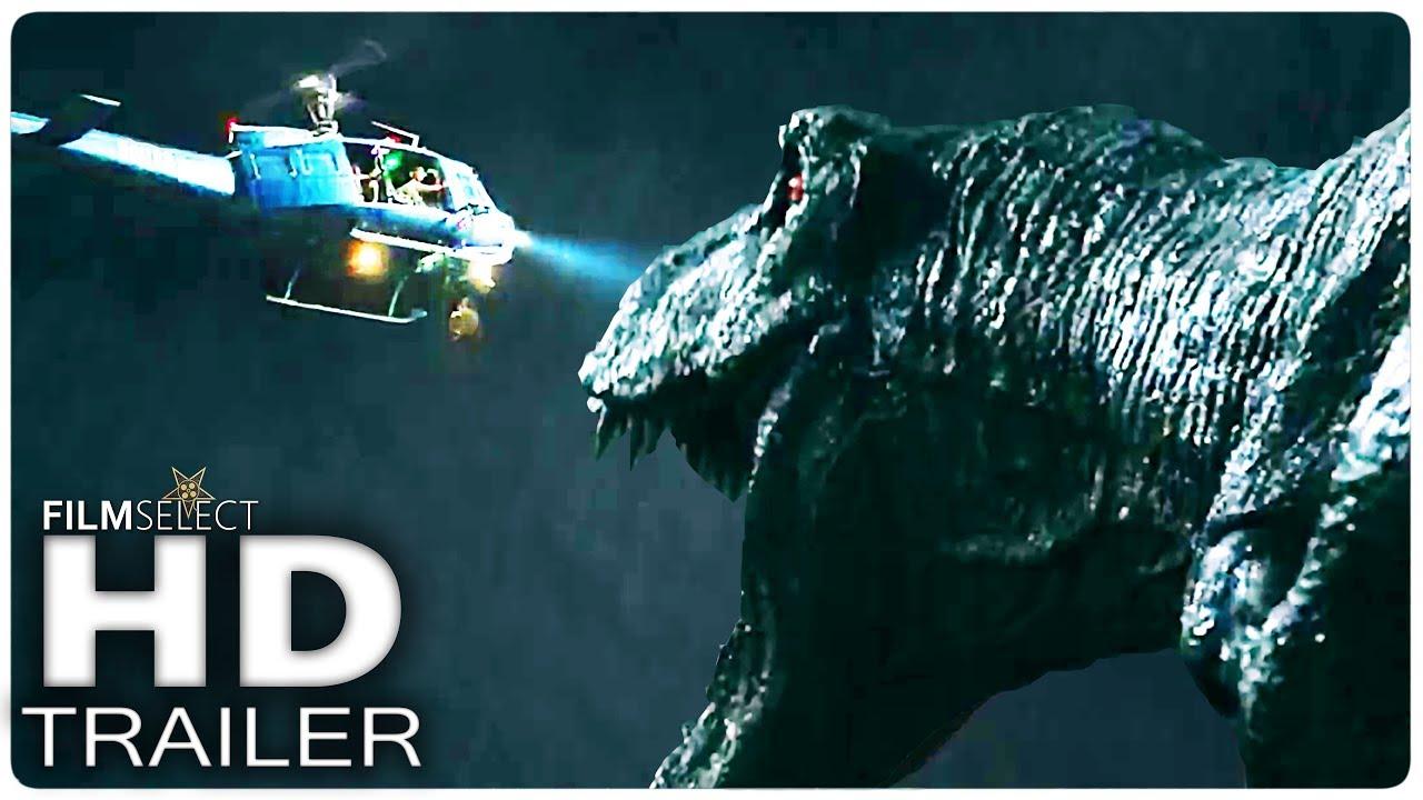 Jurassic World 2 Regno Distrutto Trailer 2 Italiano 2018 Youtube