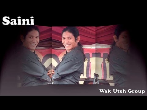 Klip Lagu kocak dan menghibur oleh Saini (Wak Uteh Group)