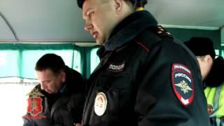 Задержание автобуса - незаконная перевозка детей(, 2017-03-24T11:26:00.000Z)
