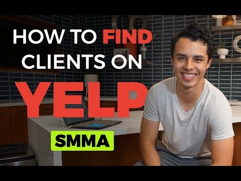 How to Find Clients from HOME (SMMA)