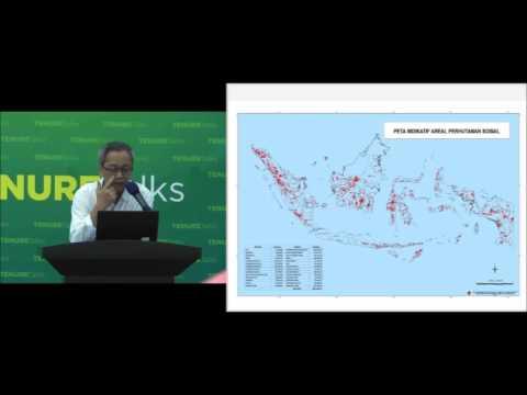 Tenure Talks Indonesia: Wiratno tentang percepatan akses kelola hutan untuk masyarakat