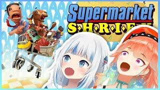 【SUPERMARKET SHRIEK】SCREAAAAAAAAAAM #sametori #サメトリ