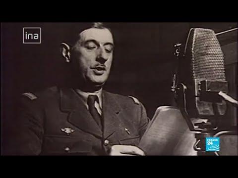 Il y a 79 ans, le général De Gaulle lançait son appel du 18 juin