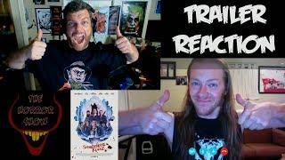 """Slaughterhouse Rulez"" 2018 Simon Pegg & Nick Frost Horror Comedy Trailer Reaction - The Horror Show"