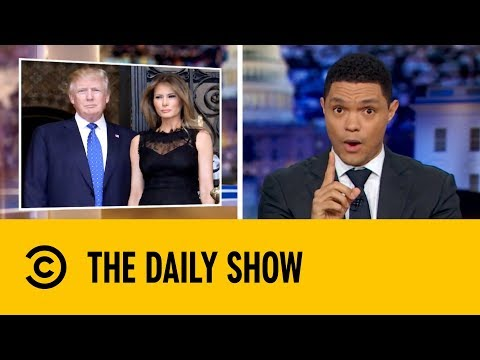 Melania Trump's Visa History Questioned By New Immigration Rules | The Daily Show with Trevor Noah