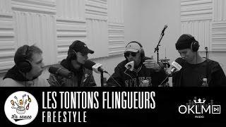 La Sauce - Freestyle Live : Les Tontons Flingueurs sur OKLM Radio