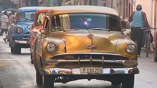 Владельцы раритетных авто на Кубе ждут туристов (новости)(http://ntdtv.ru/ Владельцы раритетных авто на Кубе ждут туристов. С потеплением отношений между США и Кубой у жител..., 2014-12-25T06:46:13.000Z)