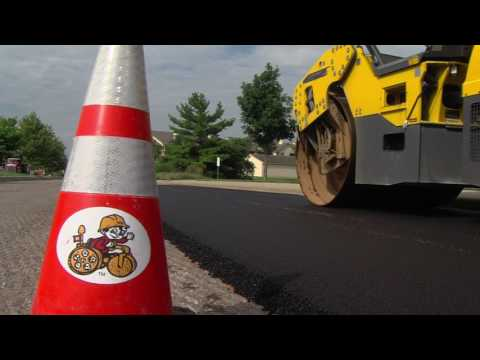 Paving Projects 2016