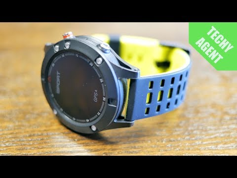 NO 1 - F5 GPS Smartwatch - Affordable Garmin Alternative?