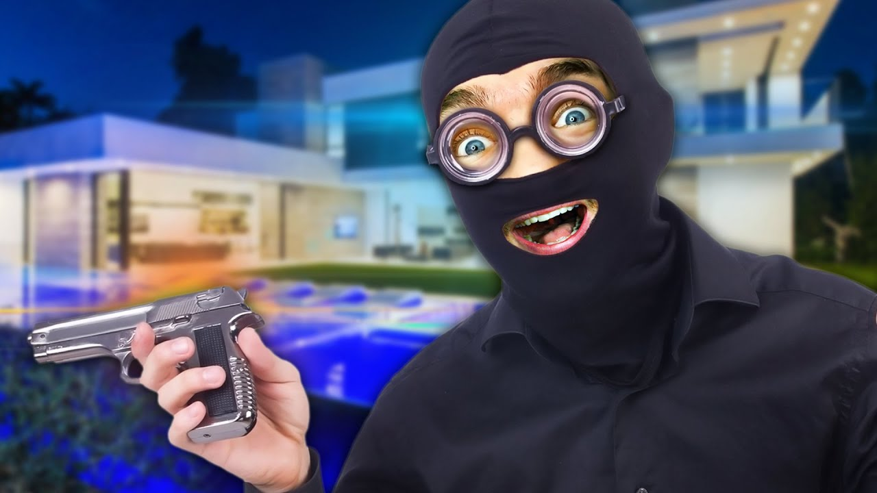 BOAT ROBBER | Sneak Thief #2
