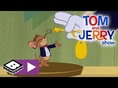 The Tom and Jerry Show | Tom Fired, Jerry Hired | Boomerang UK