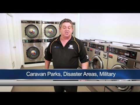 Gold Coast Laundry Introduces The Transportable Laundry Unit