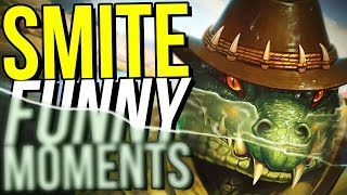 BEST OF SMITE FUNNY MOMENTS! #2