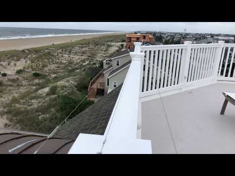Bird Deterrent Tension Wire For Roof Deck Railing Home LBI