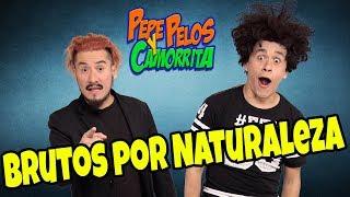 Comediantes Pepe Pelos y El Camorrita