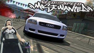 Погоня с фиговой тучей полицейских прохождение Need for Speed Most Wanted