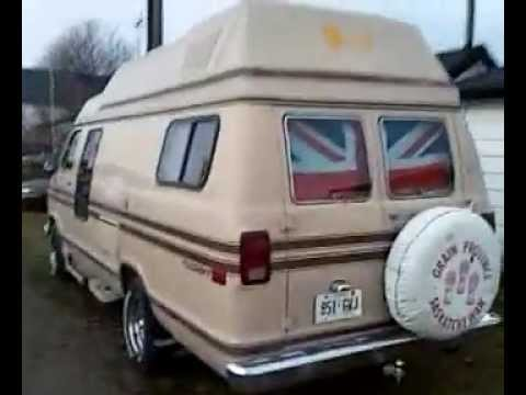1984 Dodge Van FunCraft RV Tour