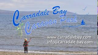 Carradale Bay Caravan Park, Mull of Kintyre, Scotland