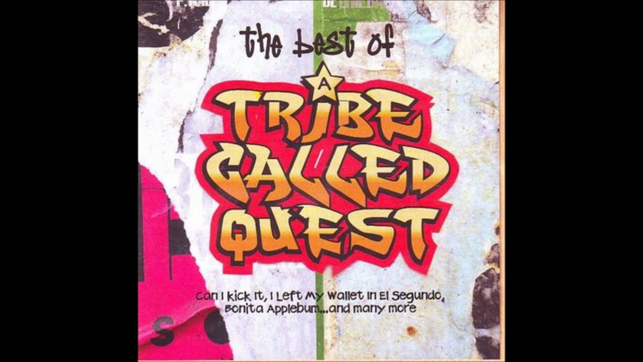 a tribe called quest - scenario (remix)