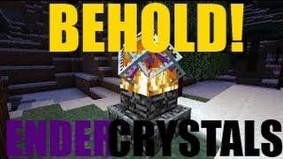 Spawnable ENDER CRYSTALS! WOAAAH!!! thumbnail