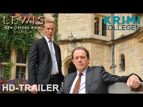 LEWIS - DER OXFORD KRIMI - Staffel 7 - Trailer deutsch [HD]    KrimiKollegen