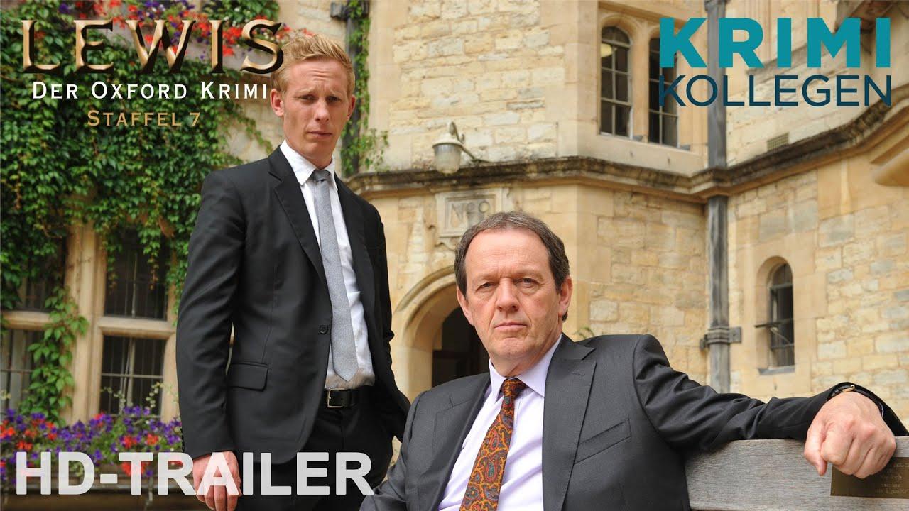 Lewis Der Oxford Krimi Staffel 7 Trailer Deutsch Hd