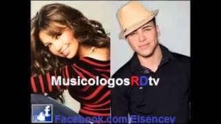 Thalia Ft. Prince Royce - Te Perdiste Mi Amor (Audio Original)