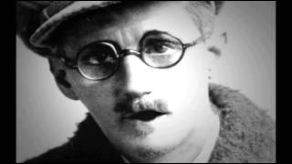 "James Joyce ""All Day I Hear the Noise of Waters"" Poem animation"