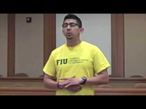 Florida International University campus tour (part 4)
