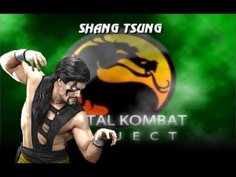 MKP 4.1 Season 2.9 (MUGEN) - Shang Tsung Playthrough