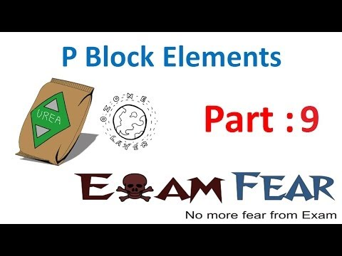 Chemistry P Block part 9 (Covalency & Physical properties of group 15 elements) CBSE class 12 XII