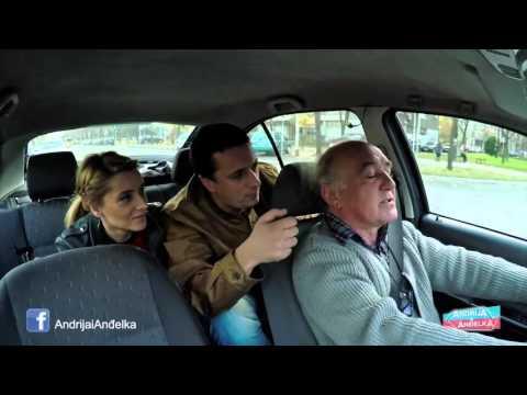 Andrija i Andjelka - Gluvi taksista