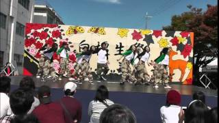 hip-hoppers PASSION 奈良医大学祭2014 中尾美穂 検索動画 22
