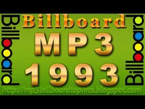 mp3 BILLBOARD 1993 TOP Hits mp3 BILLBOARD 1993