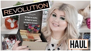 Revolution Makeup Haul | New Products Nov 2019