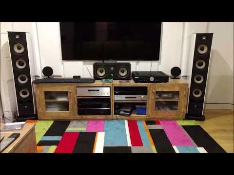 Focal Aria 936, Musical Fidelity M5si, Yamaha S2100, sound test 01