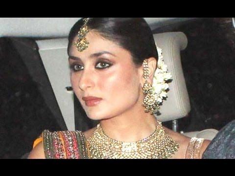 Sangeet Ceremony Of Saif & Kareena Wedding