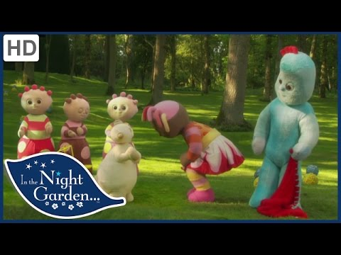 In the Night Garden - Running About | Full Episode