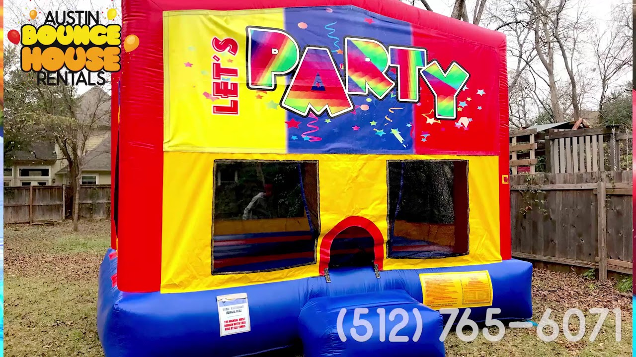 austin bounce house rentals labor day weekend specials are here