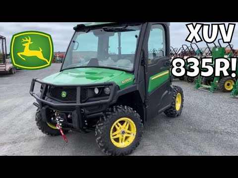 2019 John Deere Gator XUV 835R Product Review