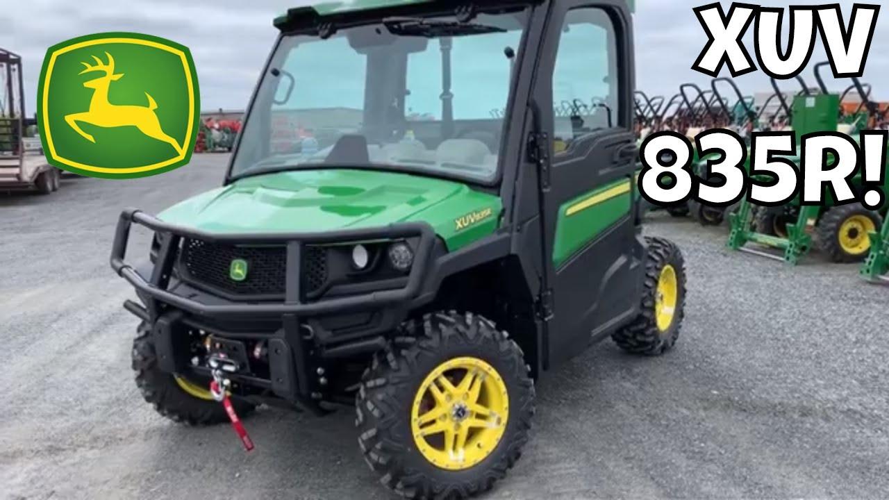 John Deere Gators >> 2019 John Deere Gator Xuv 835r Product Review