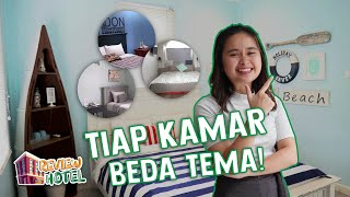 GUESTHOUSE UNIK BANDUNG RASA RUMAH | REVIEW HOTEL